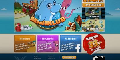 Miniklub.dk