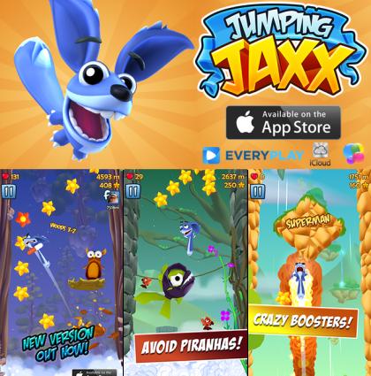 Jumping Jaxx
