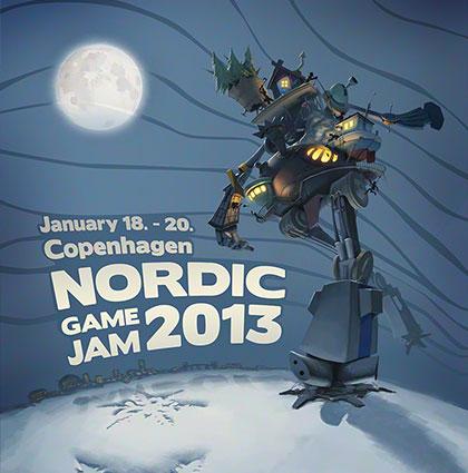 Nordic Game Jam 2013